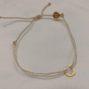 Puravida never worn adjustable bracelet!!